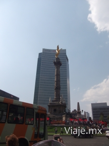El ángel a la Independencia