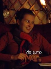 Marie conta que o idioma não a principal barreira que encontrou para se comunicar