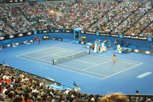 Aberto de tênis na Austrália